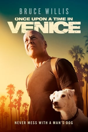 Once Upon a Time in Venice film posters