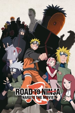 Poster Naruto Shippuden the Movie: Road to Ninja (2012)