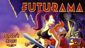 مشاهدة فيلم Futurama: Bender's Game 2008 أون لاين مترجم