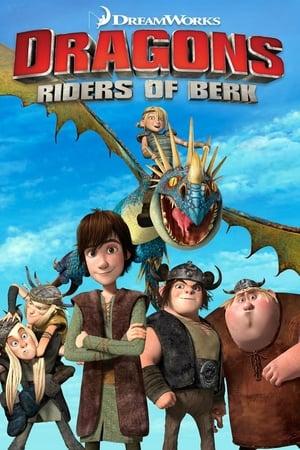 Dragões – Pilotos de Berk 1° Temporada Torrent (2012) Bluray 720p Dublado Download