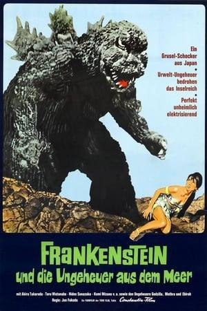 Frankenstein und die Ungeheuer aus dem Meer