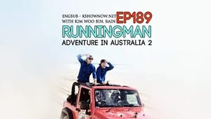 Running Man Season 1 : Adventures in Australia - Part II