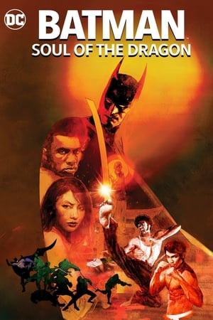 Batman: Soul of the Dragon - Poster