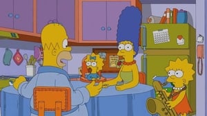 Episodio HD Online Los Simpson Temporada 27 E18 How Lisa Got Her Marge Back