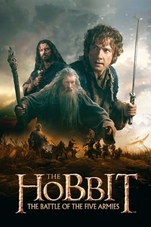 The Hobbit: The Battle of the Five Armies-Martin Freeman