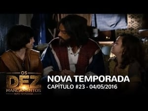 Watch S2E23 - Moses and the Ten Commandments Online