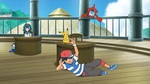 Pokémon Season 20 :Episode 28  Pulling Out the Pokémon Base Pepper!