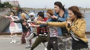 ขบวนการโจรสลัด โกไคเจอร์ ปะทะ ตำรวจอวกาศ เกียบัน เดอะมูฟวี่ Kaizoku Sentai Gokaiger vs. Space Sheriff Gavan: The Movie (2012)