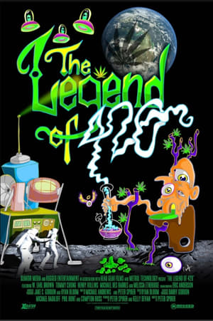 Watch The Legend of 420 online