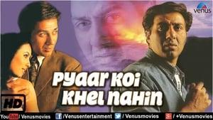 Hindi movie from 1999: Pyaar Koi Khel Nahin