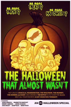 The Halloween That Almost Wasn't-Judd Hirsch