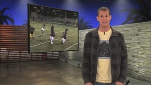 Tosh.0 Season 2 :Episode 4  Football Player Tackles His Teammate