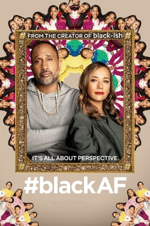 #blackAF cover