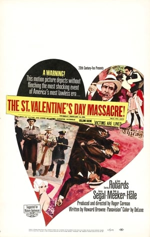 The St. Valentine's Day Massacre streaming