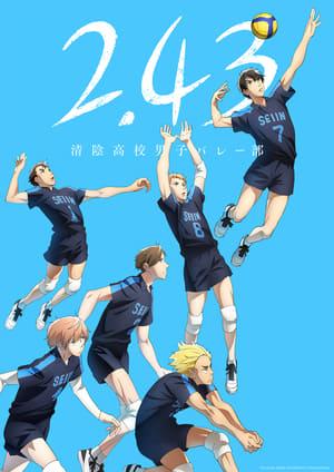 2.43: Seiin Koukou Danshi Volley-bu Episódio 07