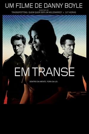Em Transe Torrent, Download, movie, filme, poster