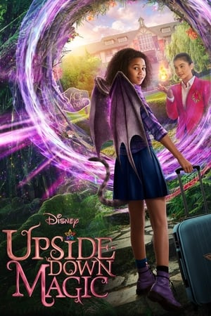 فيلم Upside-Down Magic مترجم