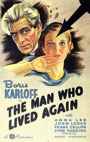 Capa do filme O Homem que Mudou de Alma