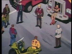 M.A.S.K. Season 1 Episode 4