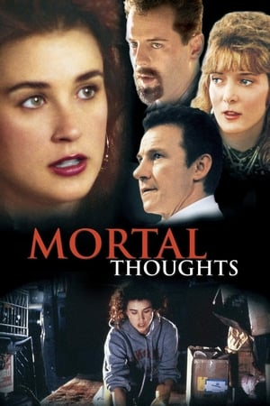 Poster Mortal Thoughts (1991)