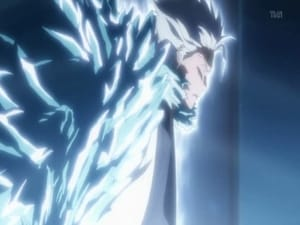 Bleach - Hitsugaya, the Suicidal Frozen Heavens Hundred Flowers Funeral! episodio 9 online