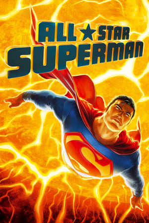 Poster All Star Superman (2011)