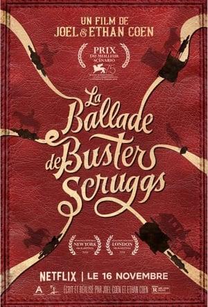 Image La Ballade de Buster Scruggs