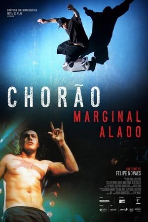 Chorão: Marginal Alado - Poster