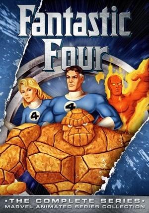 Filmposter Fantastic Four