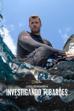 poster Shark Beach with Chris Hemsworth