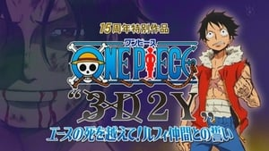 One Piece Season 0 : 3D2Y: Overcome Ace's Death! Luffy's Vow to his Friends