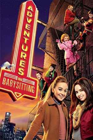 Adventures in Babysitting-Madison Horcher