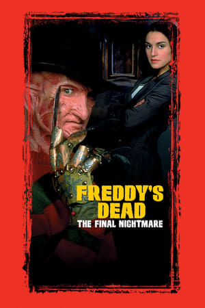 poster Freddy's Dead: The Final Nightmare