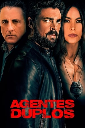 Agentes Duplos Torrent, Download, movie, filme, poster