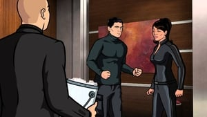 Archer Season 4 :Episode 9  The Honeymooners