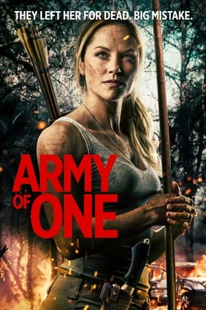 Army of One (2020)              2020 Full Movie