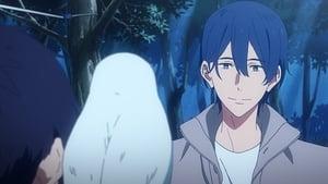 Tsurune: Kazemai Koukou Kyuudoubu 1. Sezon 5. Bölüm (Anime) izle
