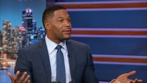 The Daily Show with Trevor Noah Season 21 :Episode 35  Michael Strahan