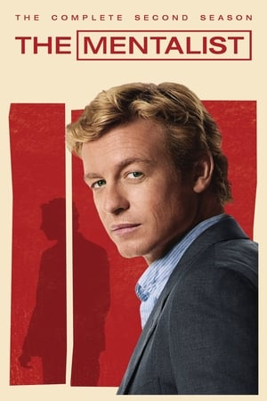 O Mentalista (The Mentalist) 2ª Temporada Torrent, Download, movie, filme, poster