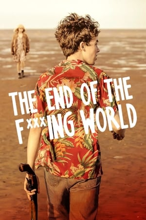 The End of the F***ing World 1ª Temporada Torrent, Download, movie, filme, poster