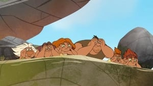 Les Croods : Origines: 3×1