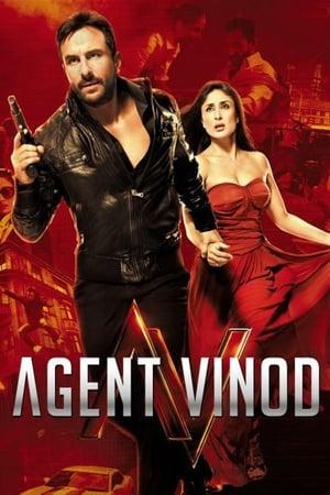 Poster Agent Vinod (2012)