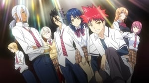 Shokugeki no Soma (Food Wars!)