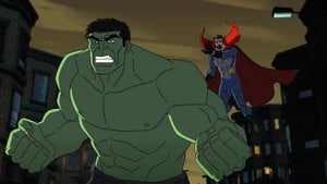 Hulk: Where Monsters Dwell [2016]