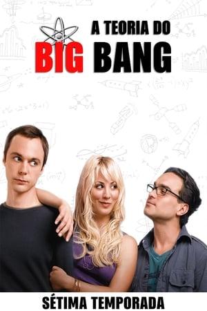 The Big Bang Theory 7ª Temporada Torrent, Download, movie, filme, poster