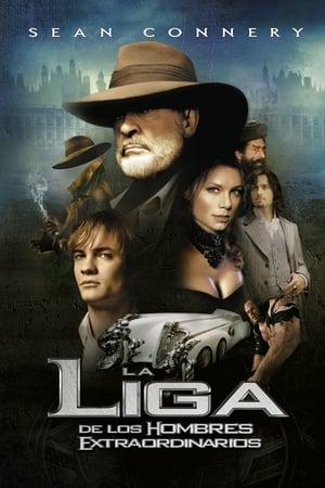 VER La liga de los hombres extraordinarios (2003) Online Gratis HD