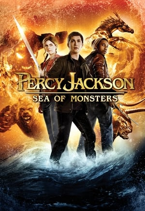 Poster Percy Jackson: Sea of Monsters (2013)