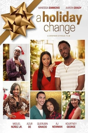 A Holiday Change-Vanessa Simmons