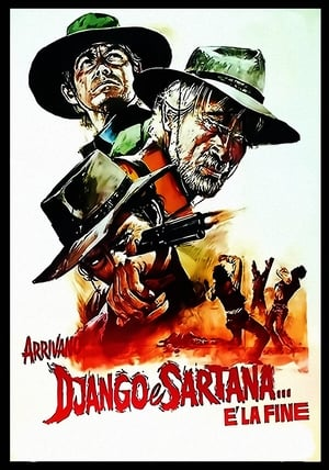 Django and Sartana Are Coming... It's the End streaming