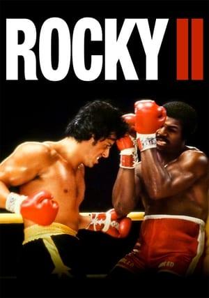 VER Rocky II (1979) Online Gratis HD